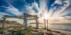 Australia Hamlin Bay