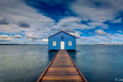 The Boathouse Perth - WA - Limited Edition Print