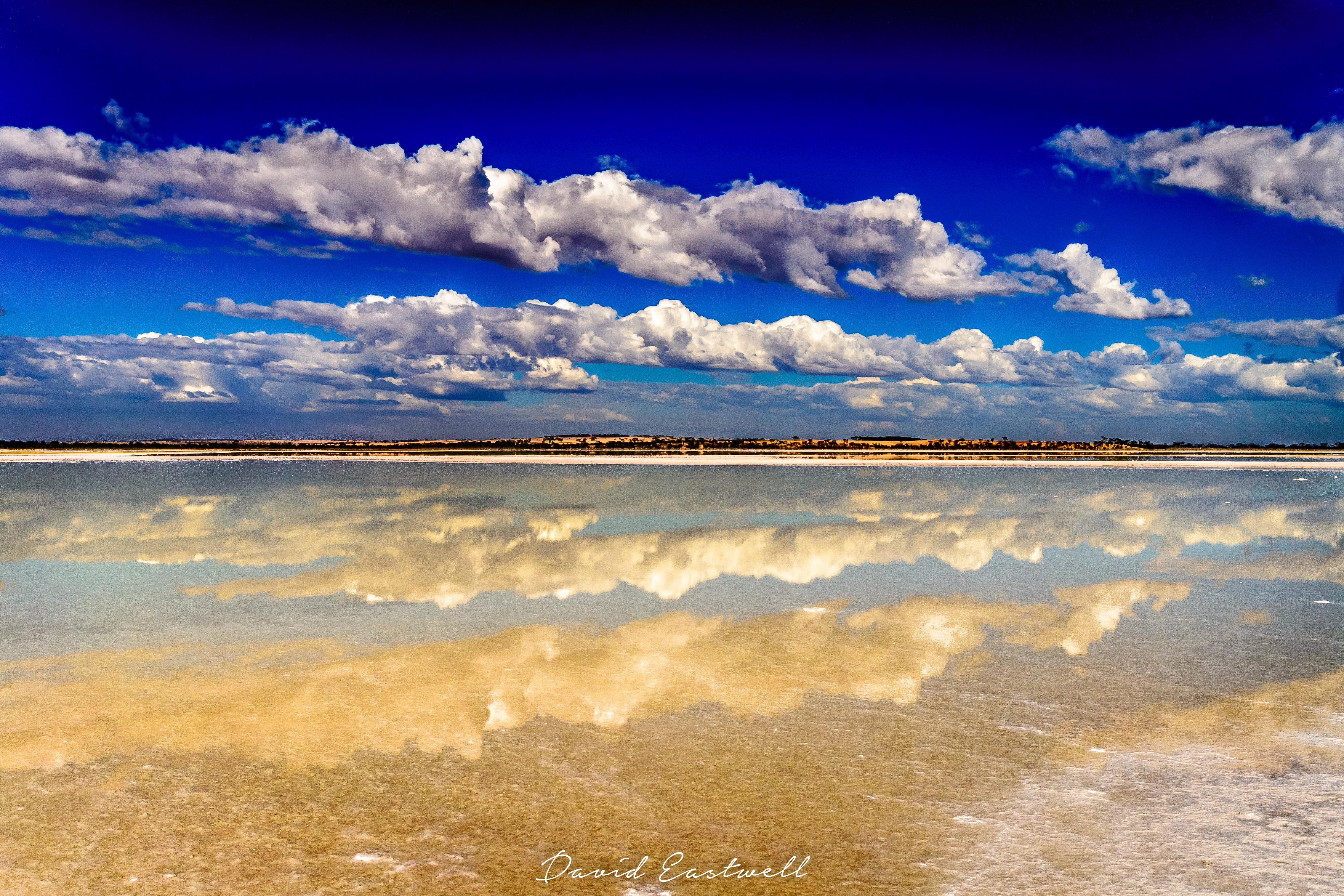 Dumbleyung Salt Flats