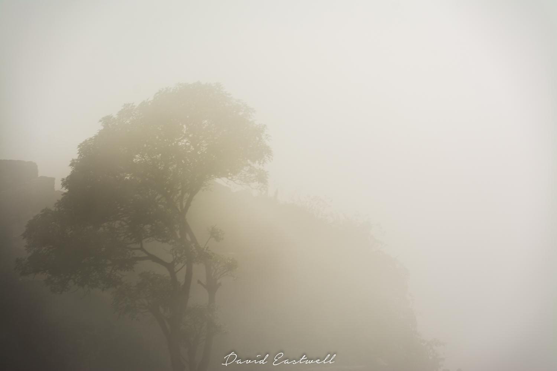 Mist over Machu Pichu 2