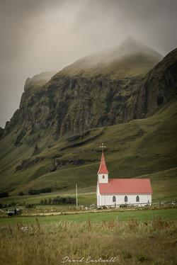 Vik Iceland Church 2