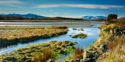 Winding River New Zealand