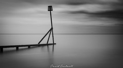 Calm Ocean Water Isle of Wight 2