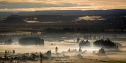 Clouds over Rotorua