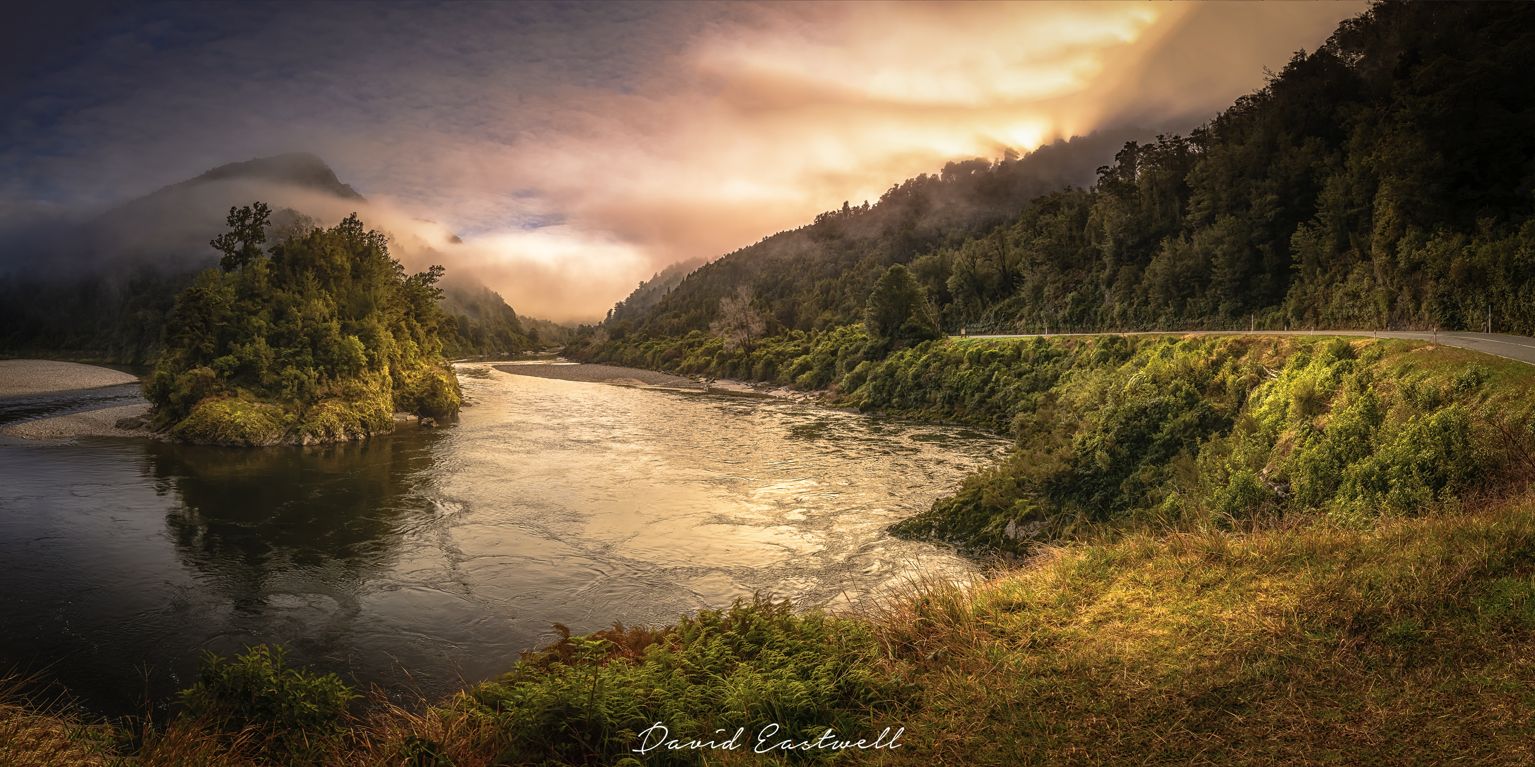 Buller Gorge Clouds