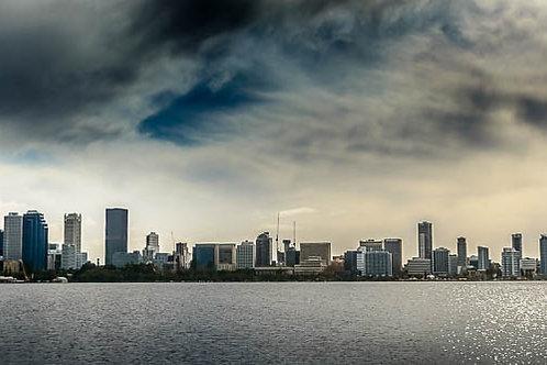 South Perth Panorama 1 - WA