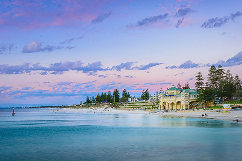 Cottesloe Beach Sunset - Perth - WA
