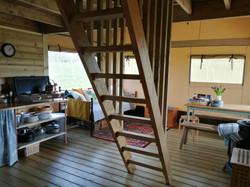 Downstairs in Oak