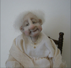 12th Scale Ghost Doll