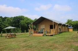 Rowan safari tent