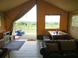 Beech living area