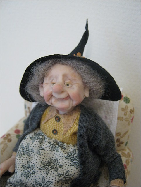 12th Scale Witch