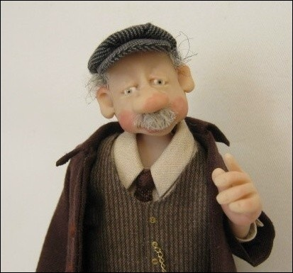 12th Scale Doll ~ Old Fella