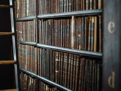 Lessons from an Ivy League Library