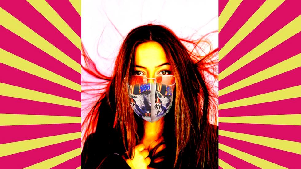 VMM Designer Mask #4