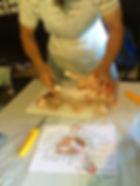 free range broiler chicken dispatch course