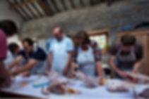 chicken butchery dispatch course
