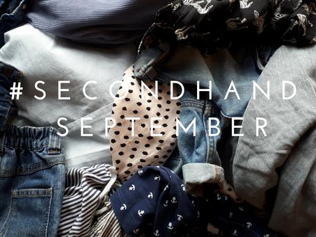 #secondhandseptember