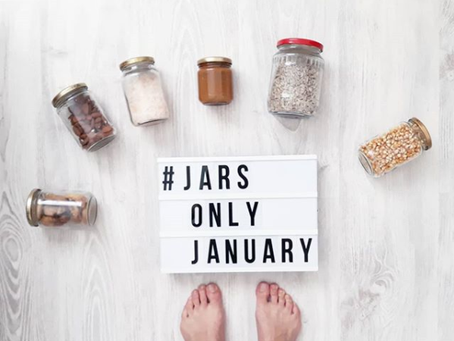 #Jars Only January