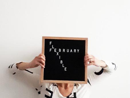 #FelxibleFebruary