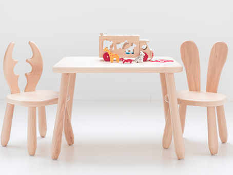 KIDS' furniture - from local wood to your children's room INTERVIEW