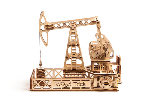 Oil Tower / Pump Jack