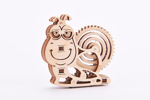 Woodik - Snail