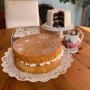 Cake tasting day!