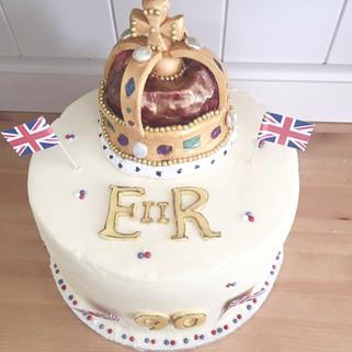 Royal Celebration Cake