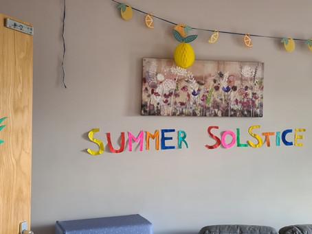 Summer Solstice garden party & BBQ