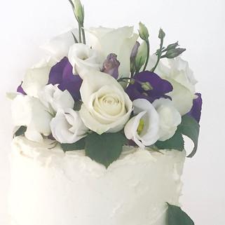 Bouquet Arrangement Cake