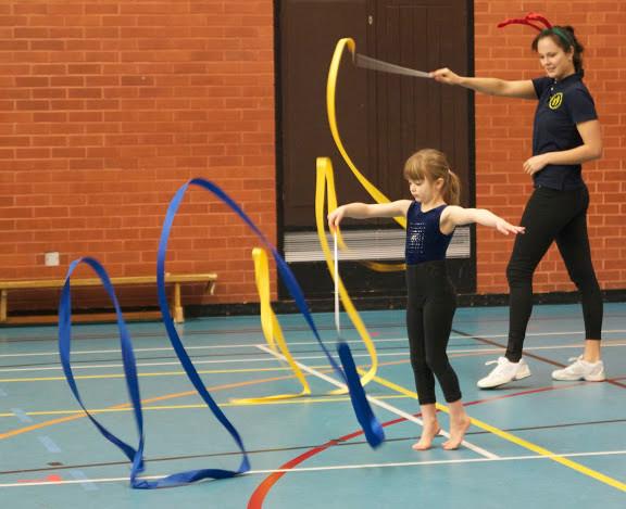 Sponte Sua Gym -Rhythmic Gymnastics