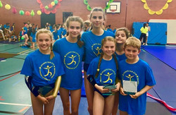 Southern Moves Festival Squad 5 years award
