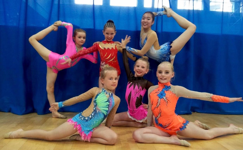 Sponte Sua Gym -Rhythmic Gymnastics- regional