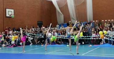 Rhythmis Gymnastics festival - SSG