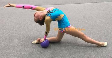 Rhythmis Gymnastics Competition London - SSG