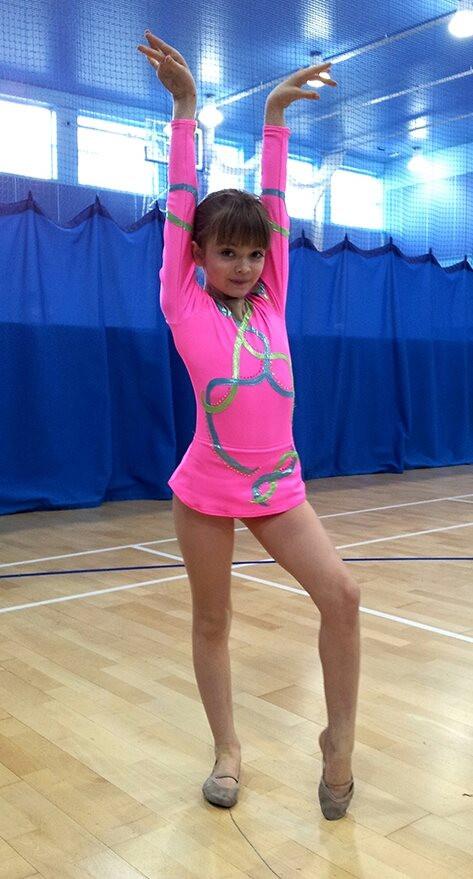 Rhythmis Gymnastics - SSG