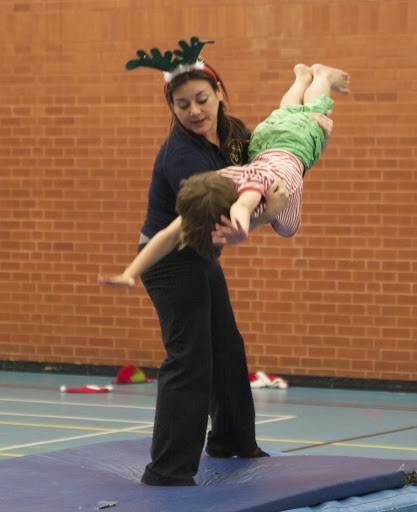 Sponte Sua Gym -London - Christmas 2012