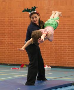 Sponte Sua Gym -London - Christmas 2012