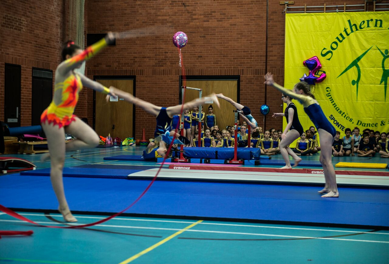 5years Sponte Sua Gym -Rhythmic Gymnastics