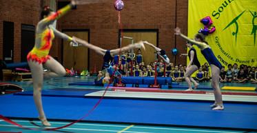 5years Sponte Sua Gym -Rhythmic Gymnastics