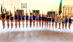 Sponte Sua Gymnastics Squad