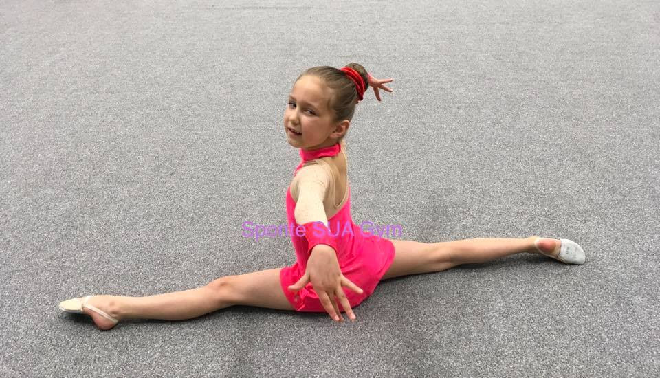 Rhythmis Gymnastics Competition London - SSG