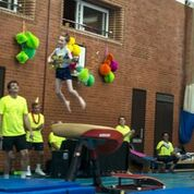 Sponte Sua Gym -London - Southern Moves Festival