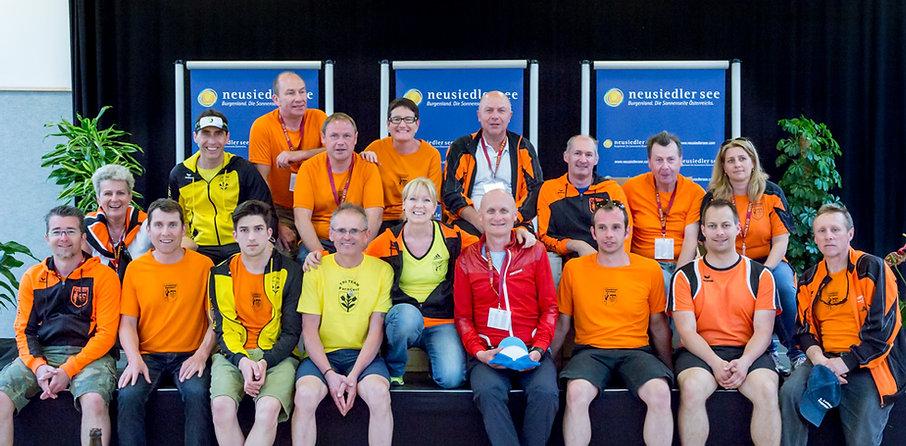 Mitglieder Laufclub Parndorf, Gruppenbild