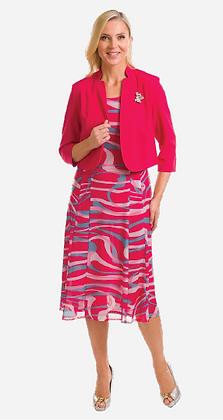 Avalon Dress and Bolero