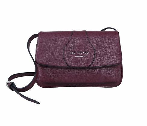 Red Cuckoo Bag Purple