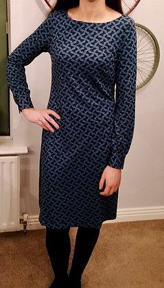 Surkana blue Dress