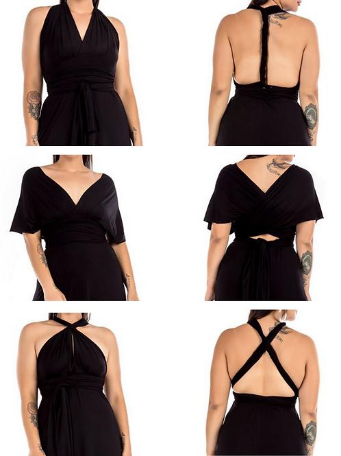 Πολυμορφικό φόρεμα plus