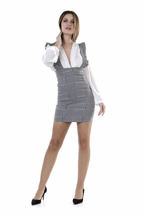 Φόρεμα σαλοπέτα